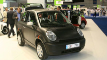 New TH!NK city EV Makes UK Show Debut
