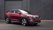 2016 Hyundai Tucson (US-spec)
