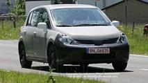 New Nissan Almera Spy Photos