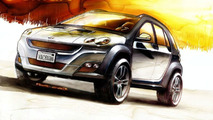 Smart SUV arriving in 2016 - report
