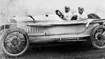 Triple victory for Mercedes in the Targa Florio and Coppa Florio of 1924