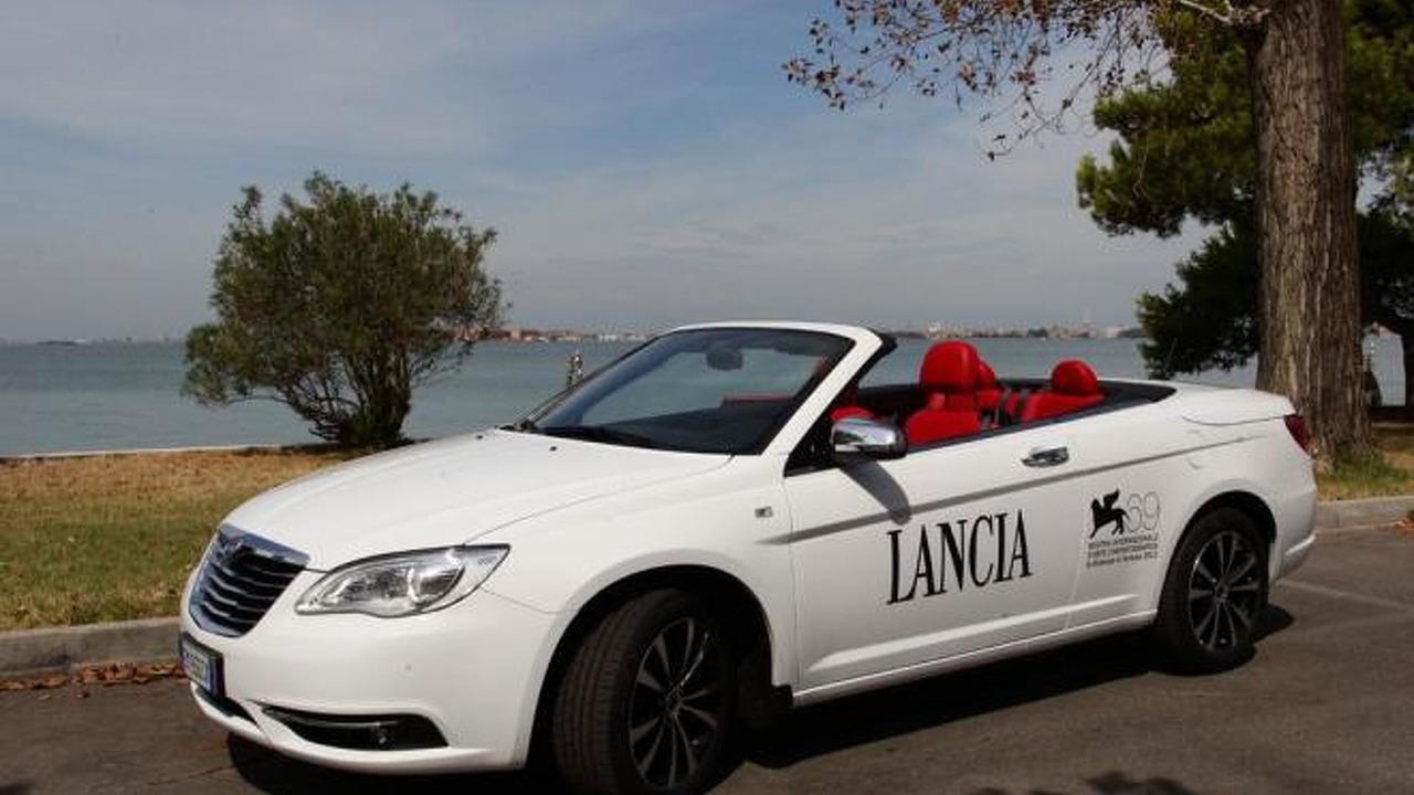 Lancia Flavia Red Carpet special edition 31.8.2012