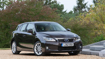 Lexus CT 200h Advance priced from 24,495 pounds (UK)
