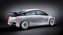 Toyota FT-Bh small hybrid concept 06.03.2012