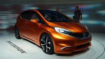 Nissan's Golf rival confirmed for next year