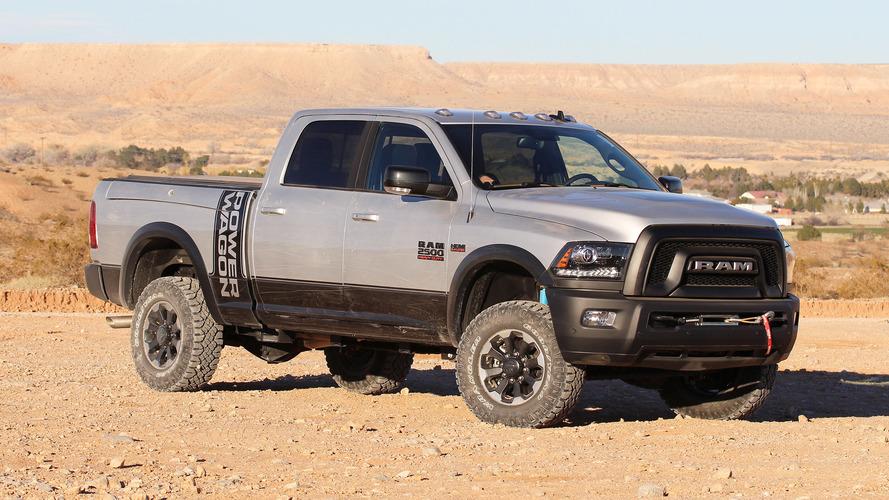 2017 Ram 2500 Power Wagon First Drive: Capability beyond crawling