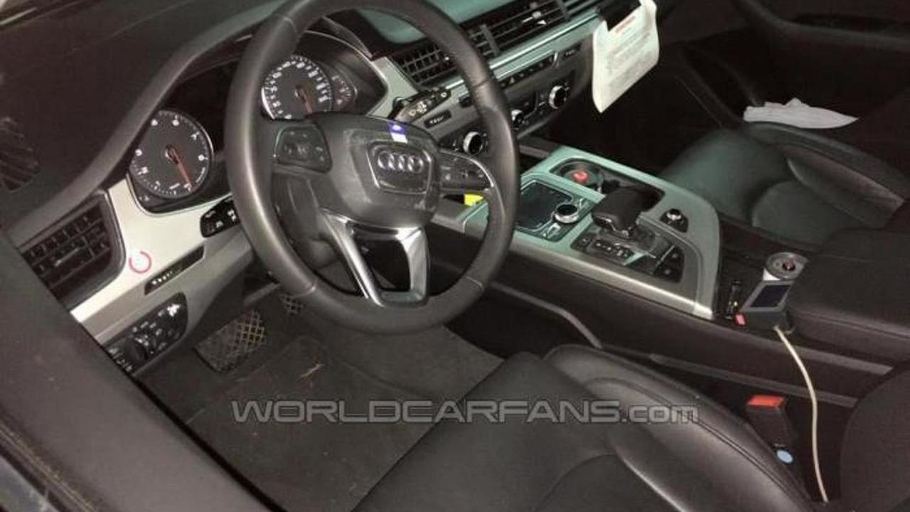 2015 Audi Q7 in Portugal