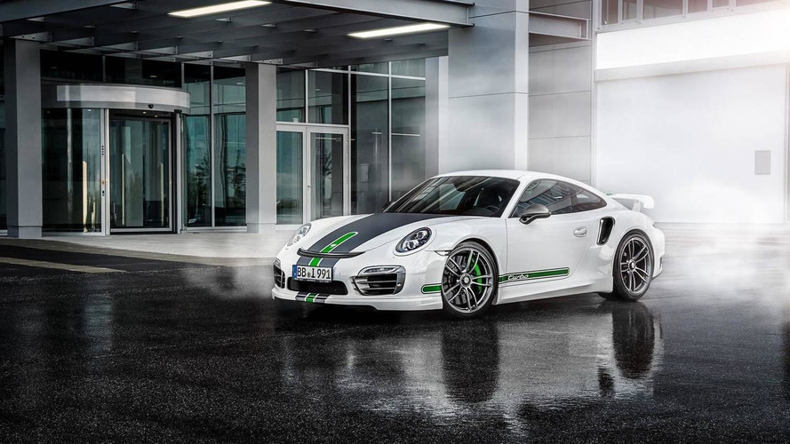 TechArt details Porsche 911 Turbo and Turbo S tuning program