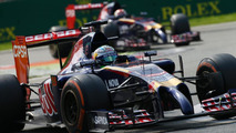 Vergne 'not worried' about losing F1 seat