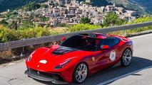 Ferrari F12 TRS officially revealed, lacks KERS [video]