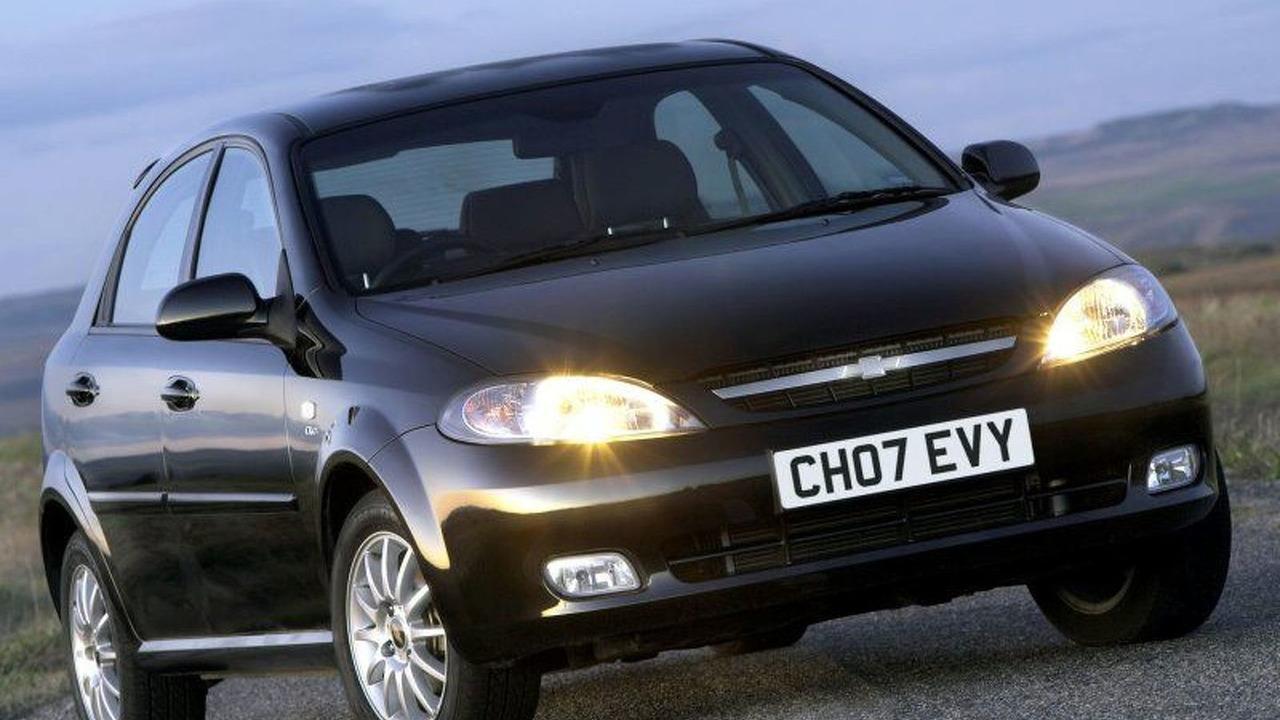 Chevrolet Lacetti TCDi