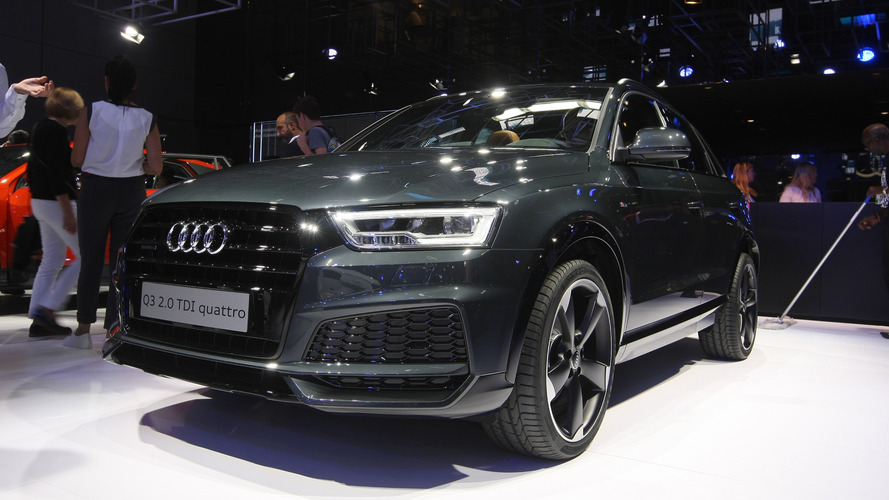 2017 Audi Q3 facelift makes barely noticeable debut in Paris