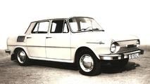 Soviet Bloc Cars Were Weird: Skoda 100