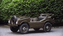 Rare 1957 Porsche military 4x4 could fetch $340,000 at auction