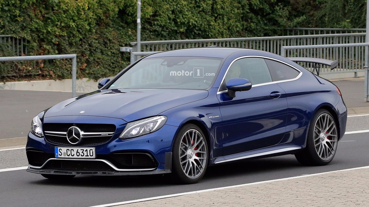 mercedes amg c63 r coupe spy shots forums. Black Bedroom Furniture Sets. Home Design Ideas