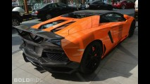 DMC Lamborghini Aventador Roadster SV