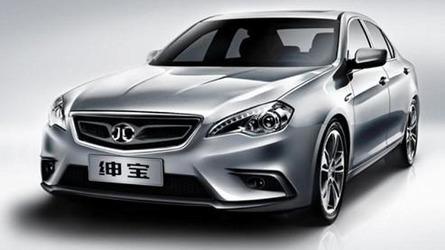 Beijing Auto Shenbao D-Series Aero introduced in Shanghai