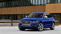 2013 Audi SQ5 with 3.0-liter V6 TSI engine