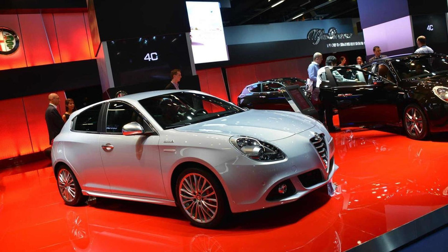 2014 Alfa Romeo Giulietta brings its modest facelift to Frankfurt