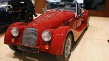 More powerful Morgan Plus 4 arrives in Geneva with 154 bhp
