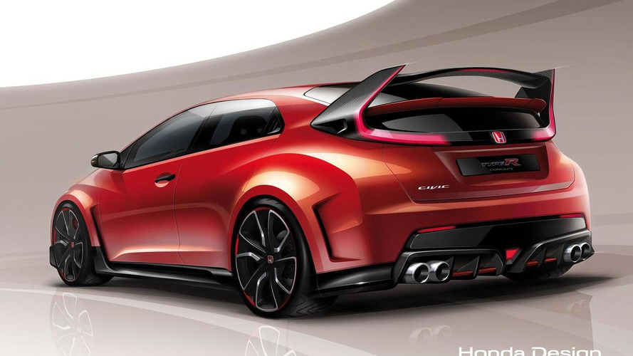 Honda Civic Type R concept promises to signal a new era for the marque [videos]