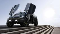 Kia Niro concept revealed ahead of IAA arrival