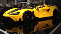 Tushek&Spigel TS 600 unveiled with 620 PS