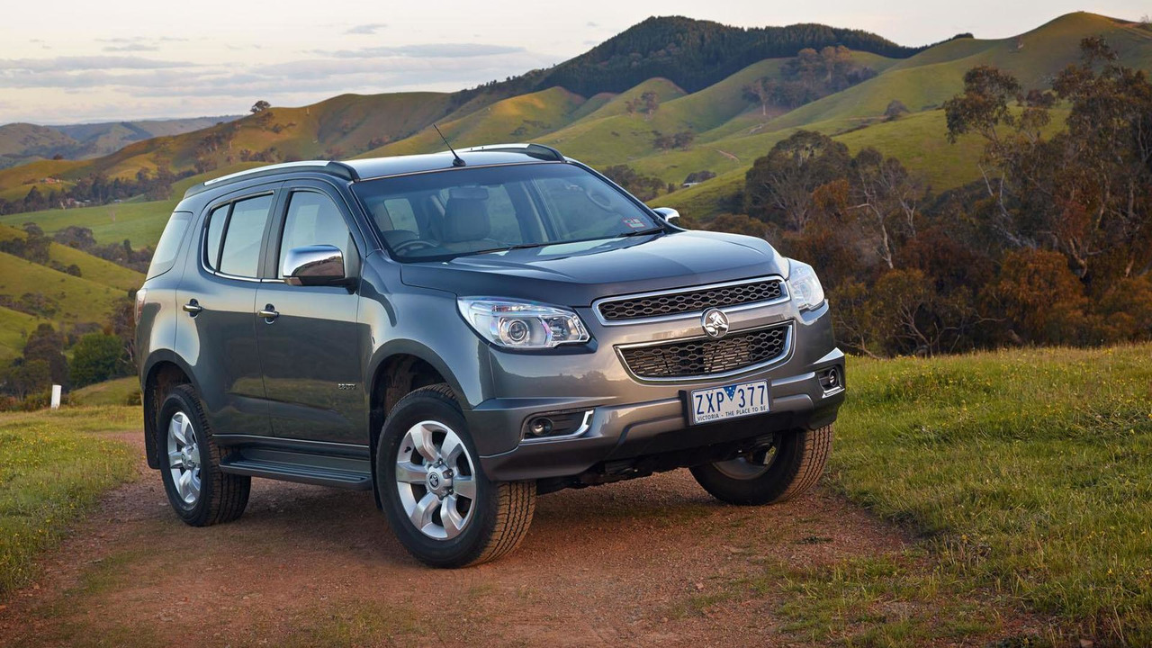 2014 Holden Colorado / Colorado 7 21.10.2013