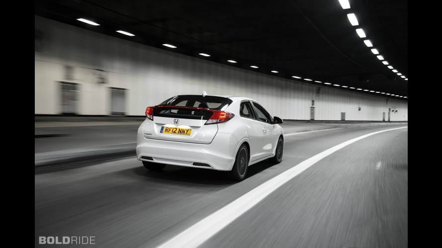Honda Civic Ti (UK)