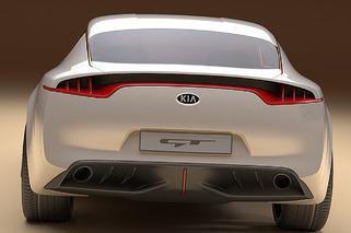 Kia Sets Sights on Audi, Porsche with New Car
