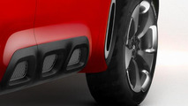 Citroen drops a couple of more teasers for Aircross concept, debuts tomorrow