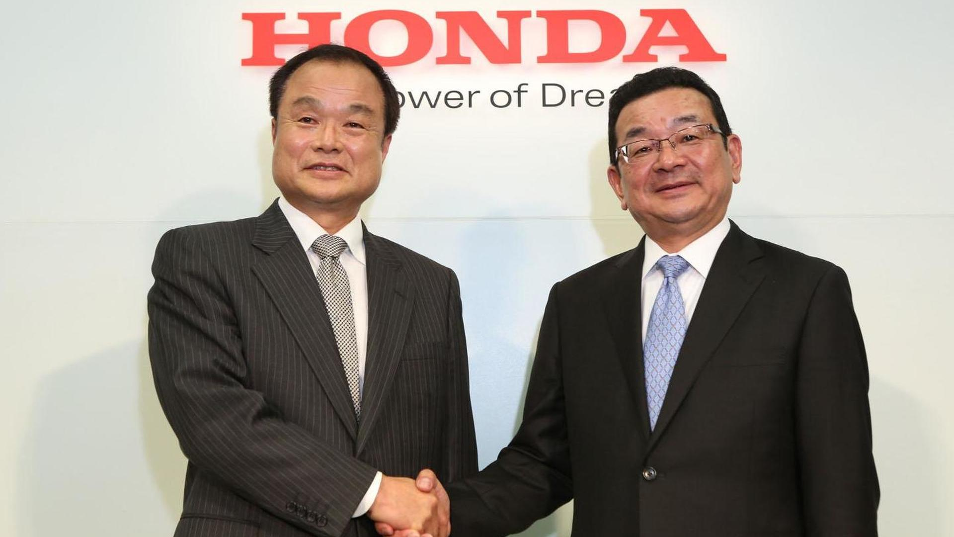 Honda President Takanobu Ito to step down in June
