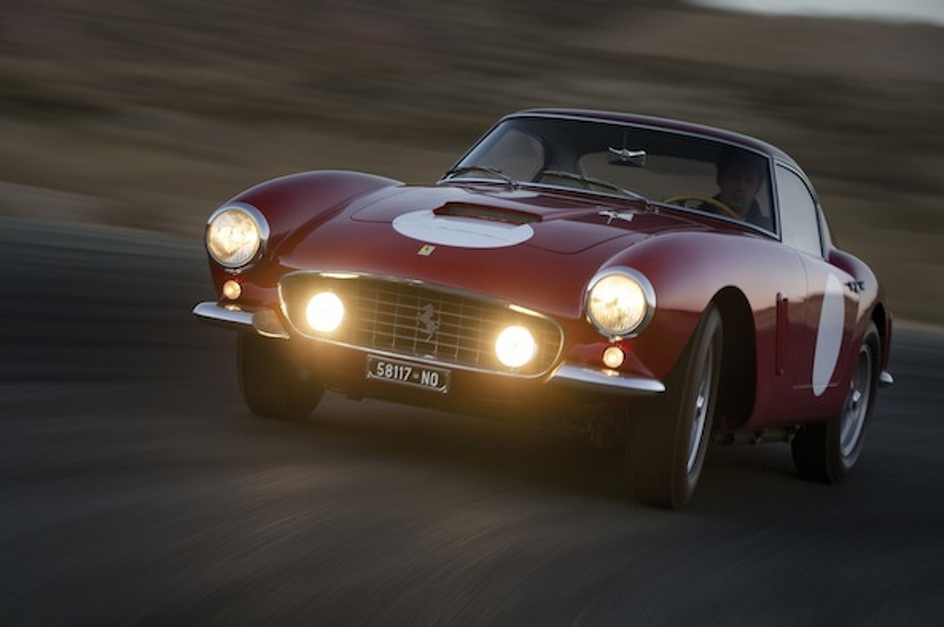 Bold School: 1960 Ferrari 250 GT SWB Berlinetta Competizione Set for Auction
