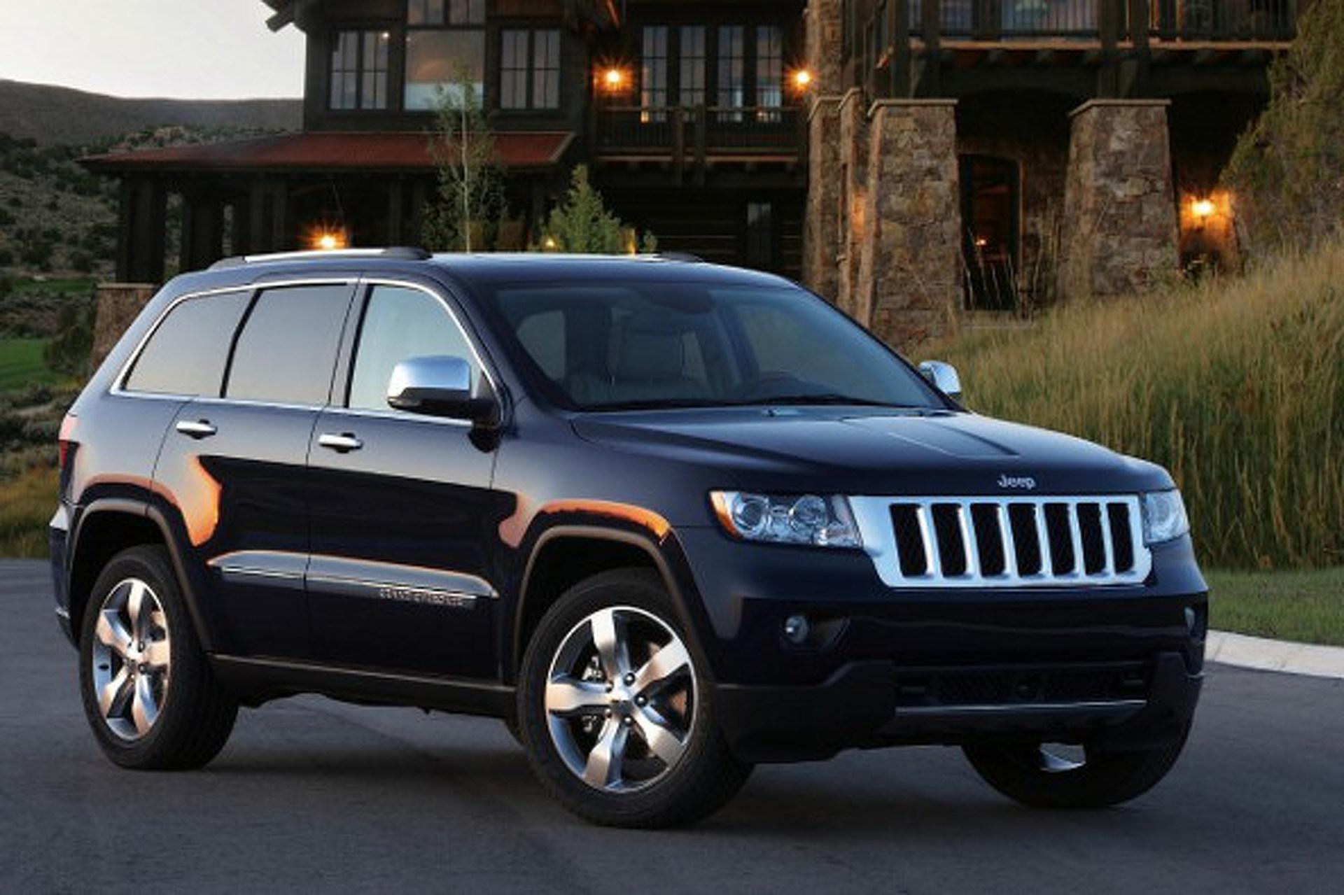 How the Jeep Grand Cherokee Saved Chrysler