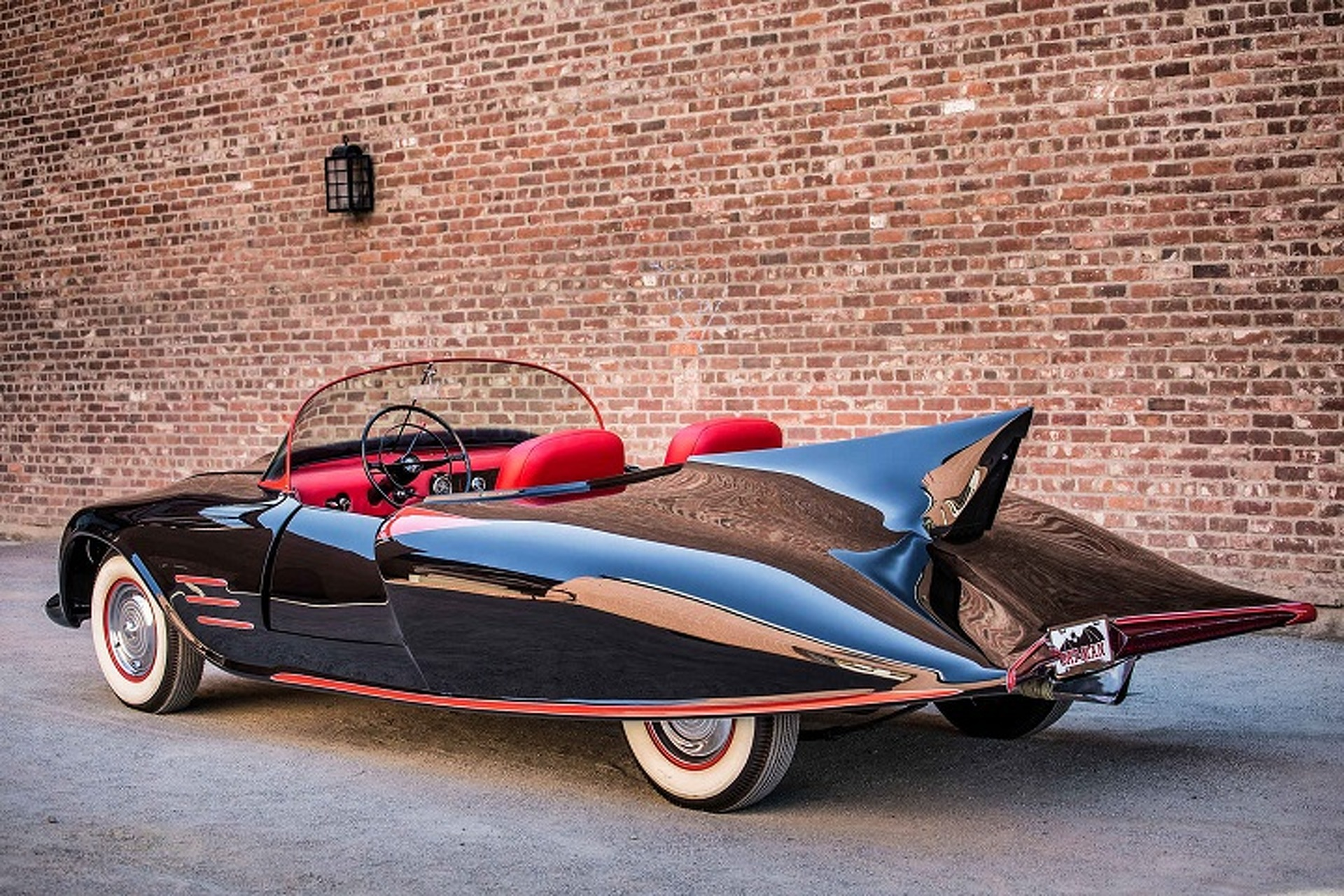 Original 1963 Batmobile Sells at Auction for a Steal