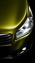 Suzuki S-Cross production version teased ahead of Geneva debut