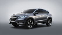 Honda Urban SUV concept revealed in Detroit [video]