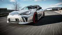 Toyota GT86-R Marangoni Eco Explorer introduced in Geneva
