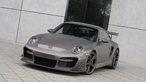 TechArt Unveils GTstreet R based on Porsche 911 Turbo