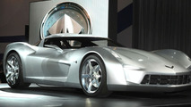 Corvette Vision Concept AKA SIDESWIPE in Transformers: Revenge of the Fallen