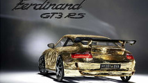 The world's slowest Porsche - Ferdinand GT3 RS [Video]