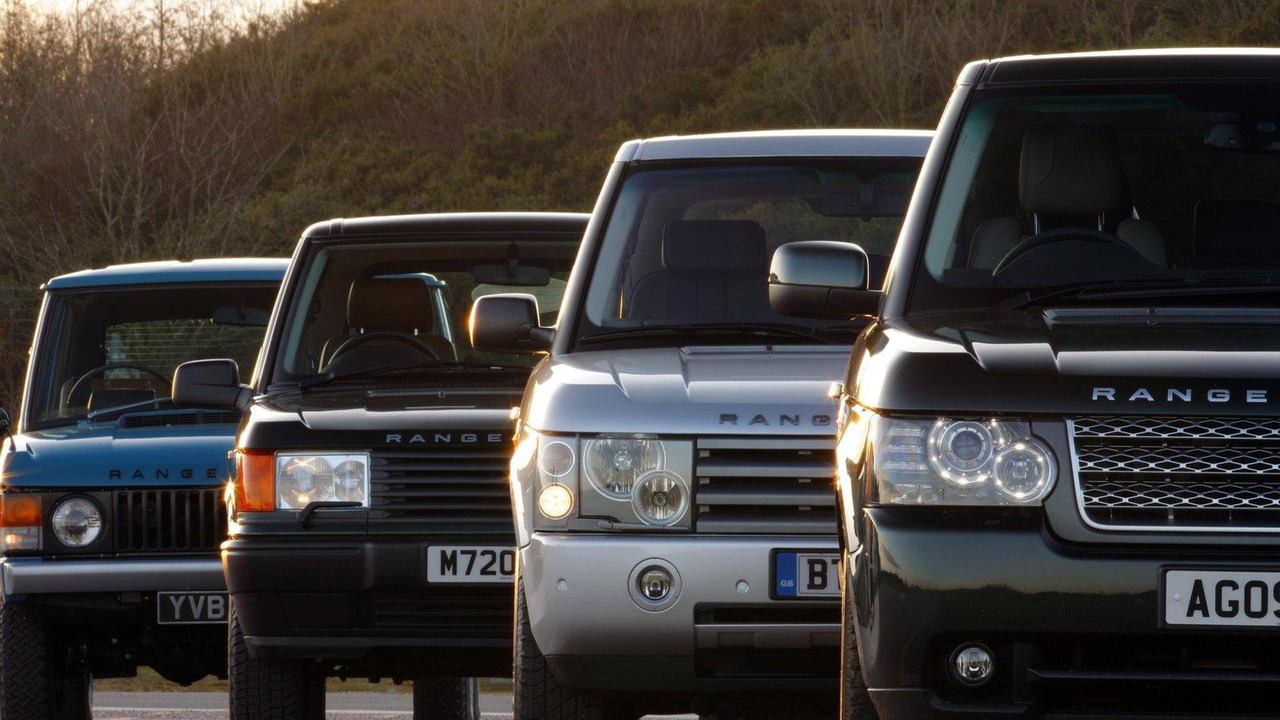 Range Rover 1st, 2nd, 3rd generations plus facelift, 1970 - 2010, 04.06.2010