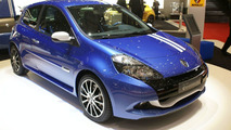 Renault Clio Gordini 200 live in Geneva - 1600 - 02.03.2010