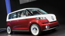 Volkswagen Bulli concept revealed in Geneva