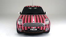 Paul Weller-designed MINI  - special edition for charity auction