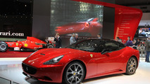 Ferrari SA Aperta 599 Roadster unveiled