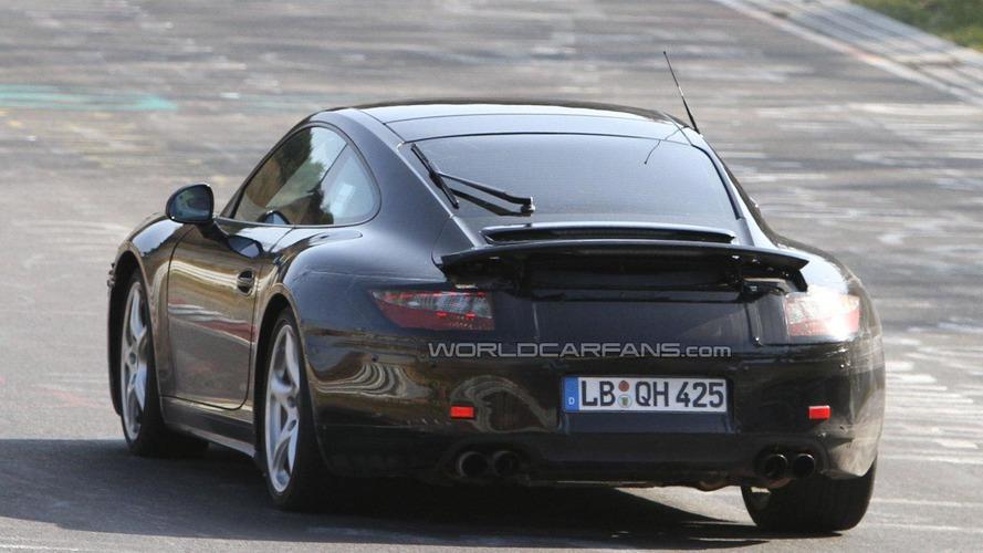 2012 Porsche 911 on the Nürburgring