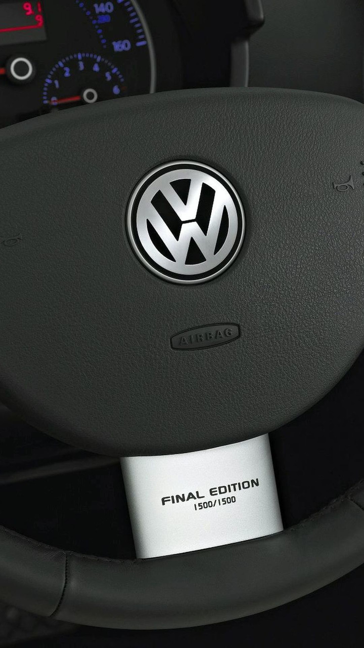 2010 New Beetle Final Edition