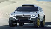 Street legal version Volkswagen Race Touareg 3 concept, 26.01.2011