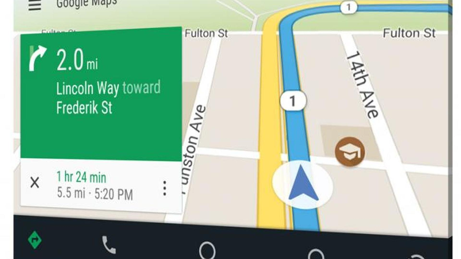 Google is reportedly working on a new Android infotainment system